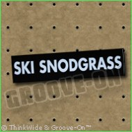 Save Snodgrass Bumper Sticker